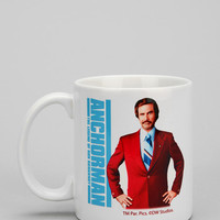 Anchorman Coffee Mug - Urban Outfitters
