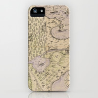 Rough Terrain iPhone & iPod Case by Ben Geiger