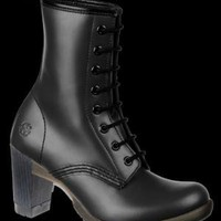Dr. Martens Diva Darcie 8-Eye Boot BLACK SMOOTH Accessories