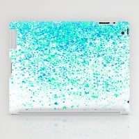 sparkling mint iPad Case by Marianna Tankelevich