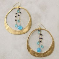 Eclipse Hoops - Anthropologie.com