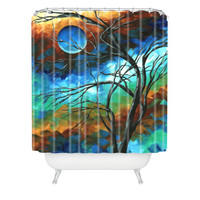 DENY Designs Home Accessories | Madart Inc. Mystery Of The Moon Shower Curtain