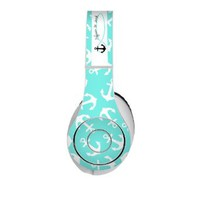Refuse to Sink Design Protective Decal Skin Sticker (High Gloss Coating) for Beats Studio Headphone (Headsets not included)