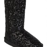 Madison Sequin Boot