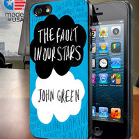 The Fault in Our Stars John Green for iPhone 4/4S, 5/5S, and Samsung Galaxy S3/S4