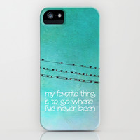 My favorite thing iPhone & iPod Case by Sylvia Cook Photography