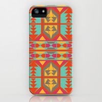 Neo Native iPhone & iPod Case by Jacqueline Maldonado
