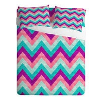 DENY Designs Home Accessories | Jacqueline Maldonado Chevron Sweet Sheet Set