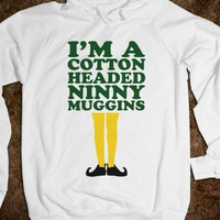 I'M A COTTON HEADED NINNY MUGGINS