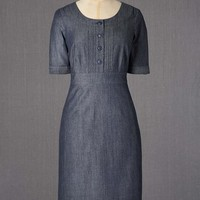Westbourne Dress (Denim)