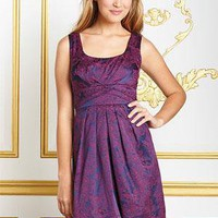 Catrina Brocade Dress
