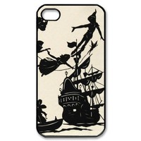 Peter Pan Case for Iphone 4/4s Petercustomshop-IPhone 4-PC01933