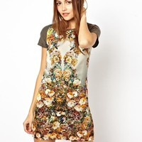 Paul And Joe Sister Printed Shift Dress