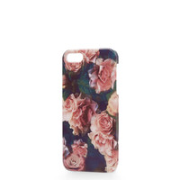 Rose Print iPhone 5 Shell - Bags & Wallets - Bags & Accessories - Topshop USA