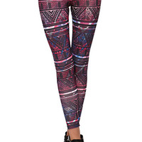Nollie Sublimated Leggings at PacSun.com