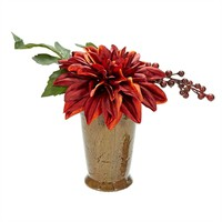 Allstate Floral & Craft Dahlia Flower Arrangement at Von Maur