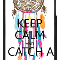 Keep Calm and Catch A Dream Iphone Case