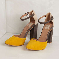 Janie Colorblocked Pumps