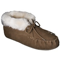 Women's Corene Bootie Slipper - Tan