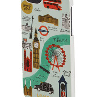 Streets of London iPhone 5/5S Case | Mod Retro Vintage Wallets | ModCloth.com