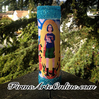 Saint Enid Coleslaw Ghost World Candle