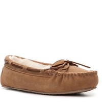Shop  Minnetonka Jr. Trapper Moccasin Slipper