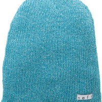 Neff Women's Daily Sparkle Beanie, Cyan, One Size