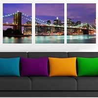New York Bridge Wall Art | Nordstrom