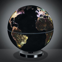 The City Lights Globe - Hammacher Schlemmer