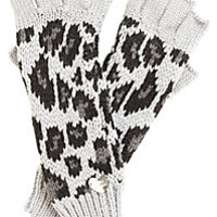 BetseyJohnson.com - PRETTY KITTY FINGERLESS GLOVE CAMEL