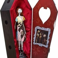 Disney Exclusive Nightmare Before Christmas Limited Edition 18 Inch Doll Sally