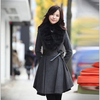 semi loose fit, cute women winter jacket coat