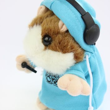 INFMETRY:: Dance Talking Hamster Mouse Vole - New Products