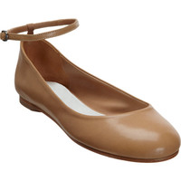 Maison Martin Margiela Ankle Strap Ballet Flat at Barneys New York at Barneys.com