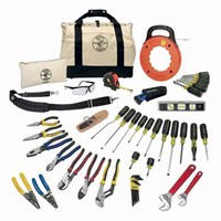 Klein Tools 80141 41 Piece Journeyman's Tool Set