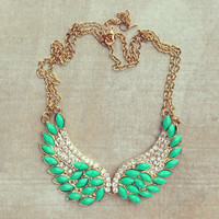 Pree Brulee - Angelic Flight Necklace