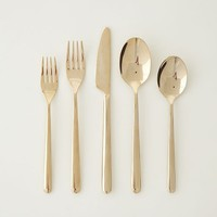 Rose Gold Flatware Sets