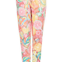 Sweetie Print Sleep Trousers - Nightwear  - Clothing