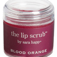 sara happ 'The Lip Scrub - Blood Orange' Lip Exfoliator