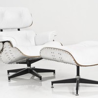 www.roomservicestore.com - Studded Eames Lounge Chair