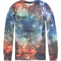 On The Byas Garrett Cosmic Crew Fleece at PacSun.com