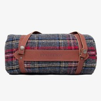 Poketo Pendleton Blanket with Leather Carrier