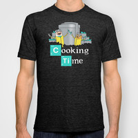Cooking Time T-shirt by Fuacka