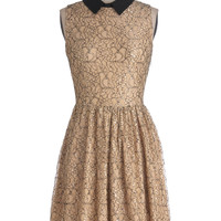 Dessert and Drinks Dress | Mod Retro Vintage Dresses | ModCloth.com