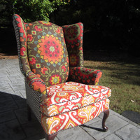 Accent Chair - Midnight Summer