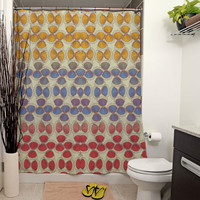 Candy Wrap, Taffy Shower Curtain