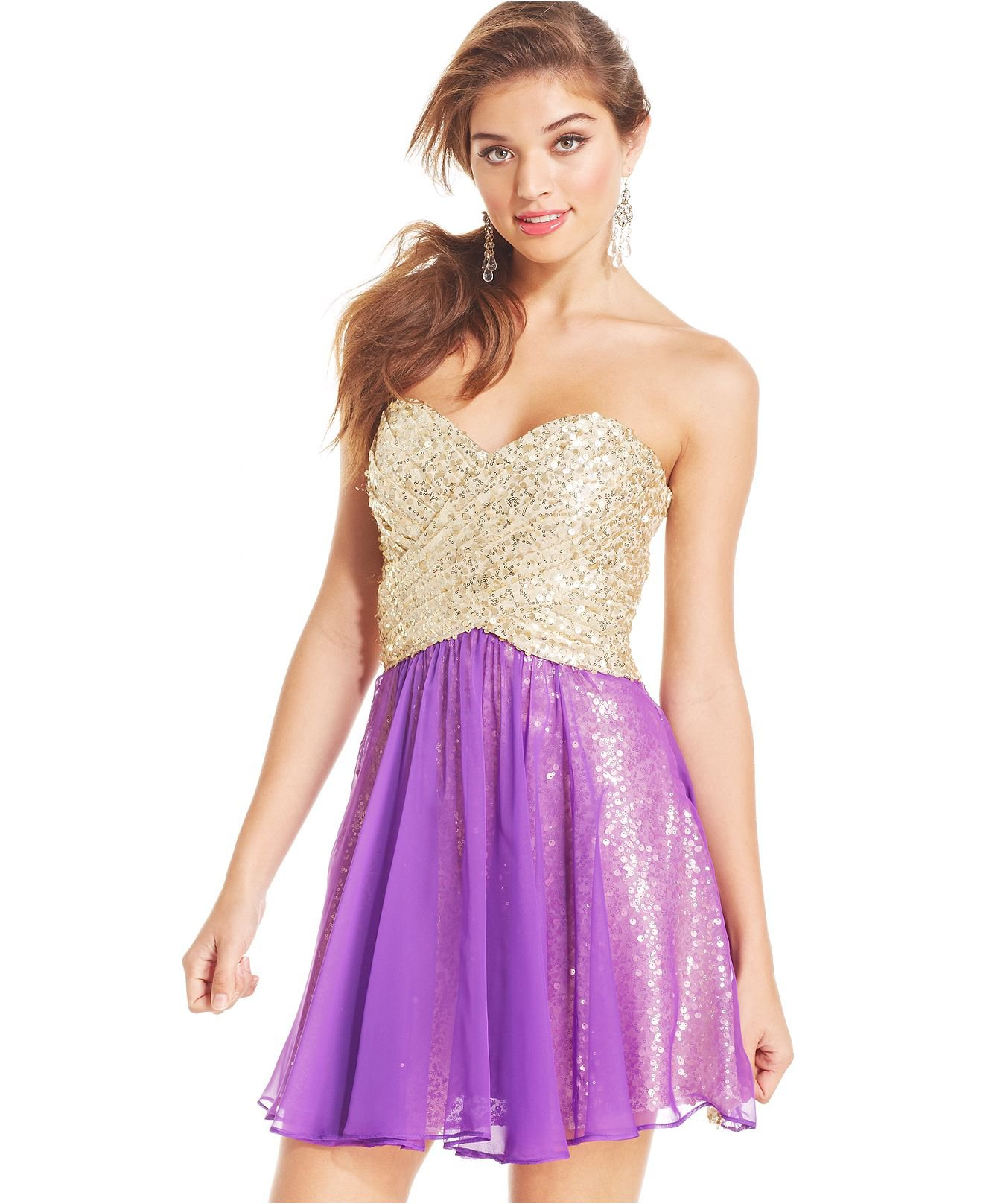 party dresses for juniors macys