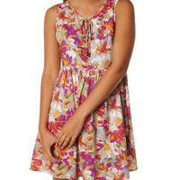 SURFSTITCH - WOMENS - DRESSES - CASUAL DRESSES - MINKPINK HEY DELILAH DRESS - MULTI