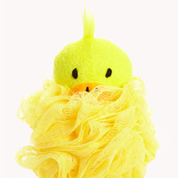 Playful Duck Bath Sponge