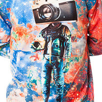 The Major Tom Crewneck in Multi
